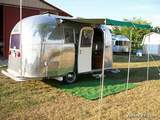 1965 Airstream Caravel Travel Trailer