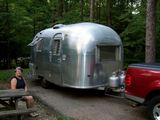 1965 Airstream Caravel 17' Travel Trailer