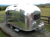 1966 Airstream Caravel 17' Travel Trailer
