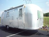 1966 Airstream Safari 17' Travel Trailer