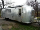 1968 Airstream Travel Trailer Overlander 26