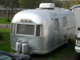 1970 Airstream Safari 23' Travel Trailer
