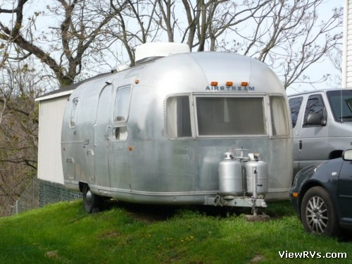 Fred's Airstream Archives @ ViewRVs com - 1970 Airstream