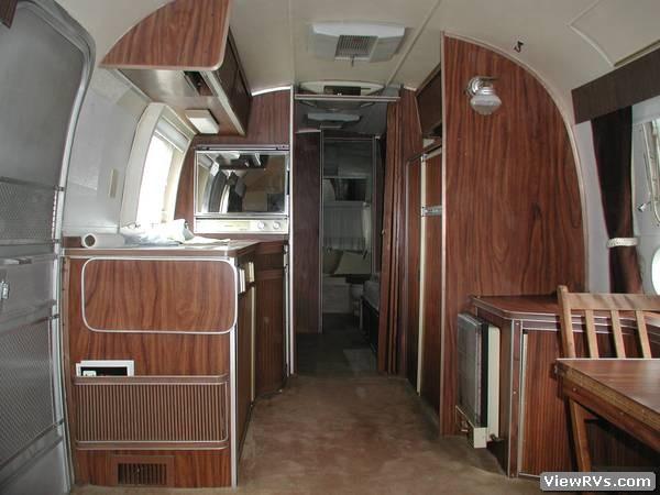 1971 Airstream Travel Trailer Sovereign 31 B Viewrvs Com