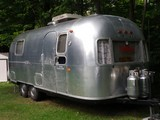 1971 Airstream Safari 23' Travel Trailer