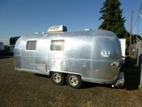 1974 Airstream Travel Trailer Safari