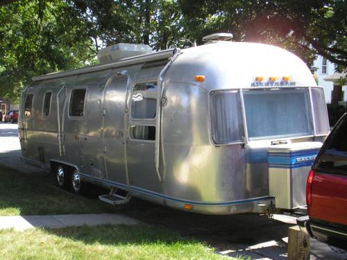 Fred S Airstream Archives View Rvs Com 1976 Airstream