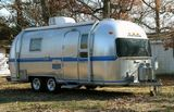 1977 Airstream Safari 23' Travel Trailer