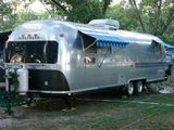 1978 Airstream Sovereign of the Road 31' Travel Trailer