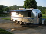 1981 Airstream Excella 2 22' Travel Trailer
