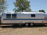 1981 Airstream Excella II 31' Travel Trailer