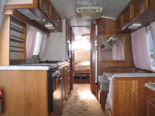 Viewrvs Com 1986 Airstream Excella 32 Travel Trailer A