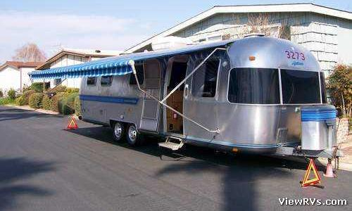 Fred's Airstream Archives @ ViewRVs com - 1986 Airstream