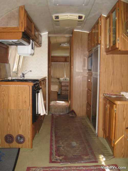Used Rv Trailers For Sale >> Fred's Airstream Archives @ ViewRVs.com - 1989 Airstream ...