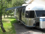 1989 Airstream Limited 34' Travel Trailer