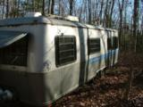 1989 Airstream Squarestream Travel Trailer