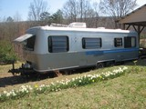 1989 Airstream Squarestream 29' Travel Trailer