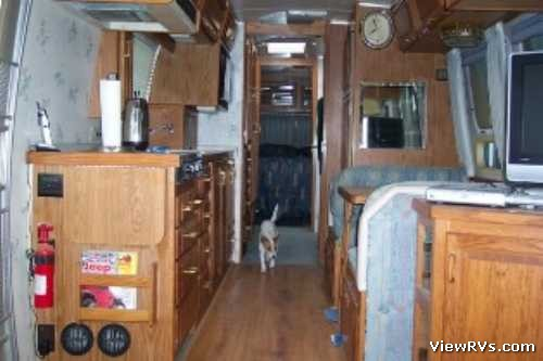 Fred Airstream Archives Viewrvs Excella Travel Trailer