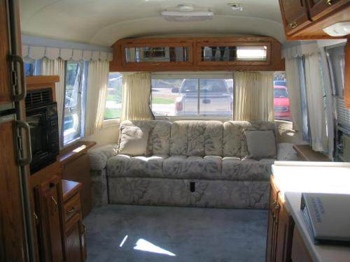 Fred S Airstream Archives Viewrvs Com 1999 Airstream Excella 1000 Wide Body 31 Travel