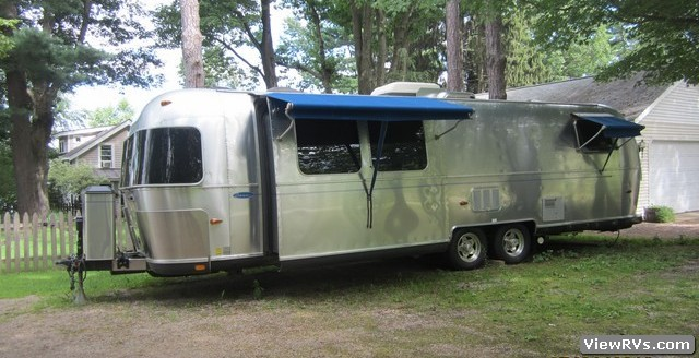 2004 airstream classic slide out 30 39 travel trailer c for Classic house 2004