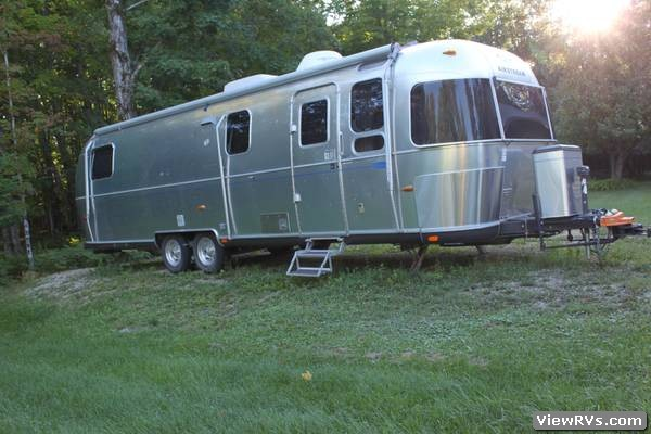 2005 Airstream Travel Trailer Classic Slide Out A