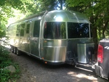 2006 Airstream Classic 34' Travel Trailer Limited option package (A)