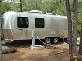 2006 Airstream Safari 25' (SS) Six Sleeper Travel Trailer