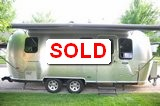 2007 Airstream Safari 23' Travel Trailer (A)