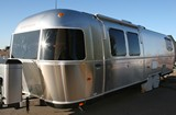 2007 Airstream Classic Limited Slide-Out 30' Travel Trailer