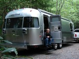 2007 Airstream Safari SE 27FB 27' Travel Trailer