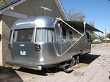 2008 Airstream International 27' Front Bedroom Travel Trailer
