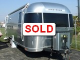 2009 Airstream International CCD 27FB 27' Travel Trailer