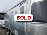 2012 Airstream Flying Cloud 25' travel trailer