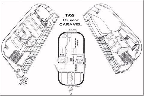 Index Of Travel Trailer Airstream Floorplans
