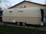 1972 Argosy 24' Travel Trailer (A)