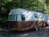 1973 Argosy 22' Travel Trailer