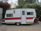 1966 Aristocrat Travel Trailer LoLiner (A)
