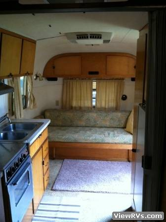 Rv Propane Stove >> 1968 Avion Travel Trailer Argonaut 25' (A) | Images ...