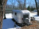 1970 Avion Voyageur 26' Travel Trailer