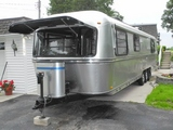 1980 Avion Travel Trailer 34V