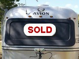 1982 Avion 30P Travel Trailer