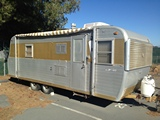 1963 Boles-Aero travel-trailer