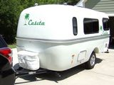 1993 Casita Spirit Trailer