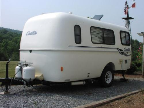 Price Of A Casita Travel Trailer Used