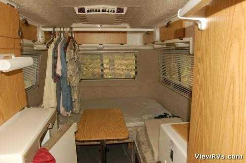 Casita Travel Trailer For Sale >> 2002 Casita Liberty Deluxe 17' Travel Trailer (A)   ViewRVs.com