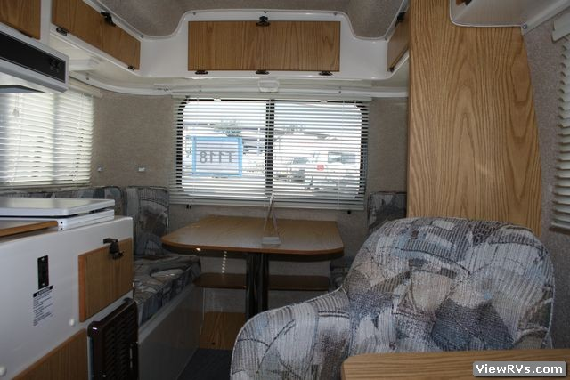 Casita Travel Trailers For Sale >> 2003 Casita Trailer Freedom Deluxe 17' (A) | Photos | ViewRvs.com