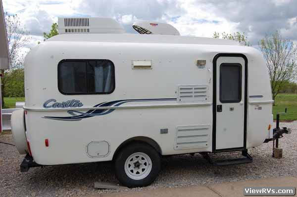 2007 Casita Travel Trailer Spirit Deluxe 17 A Floorplan