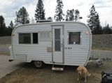 1967 Ken-Craft Travel Trailer (A)