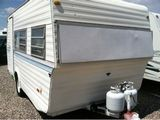 1972 Kenskill 20' Travel Trailer (A)