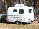 2010 Scamp 13' Front Bath Travel Trailer